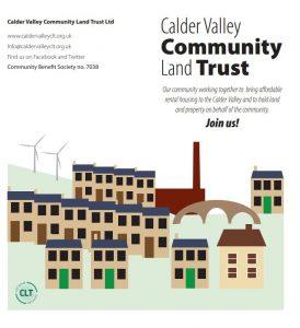 CVCLT Membership leaflet cover