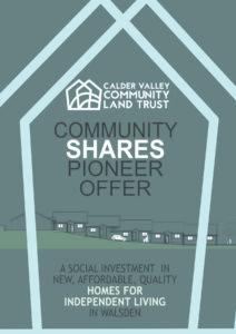 CVCLT Walsden Homes Community Shares