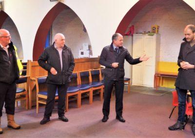 The Walsden partnership